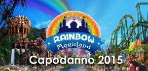 Rainbow Magicland capodanno 2015