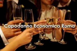 capodanno economico roma