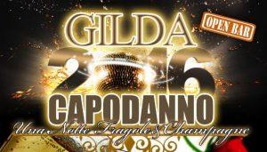 Capodanno Roma 2016 Gilda