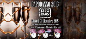 Capodanno Roma 2016 Escopazzo