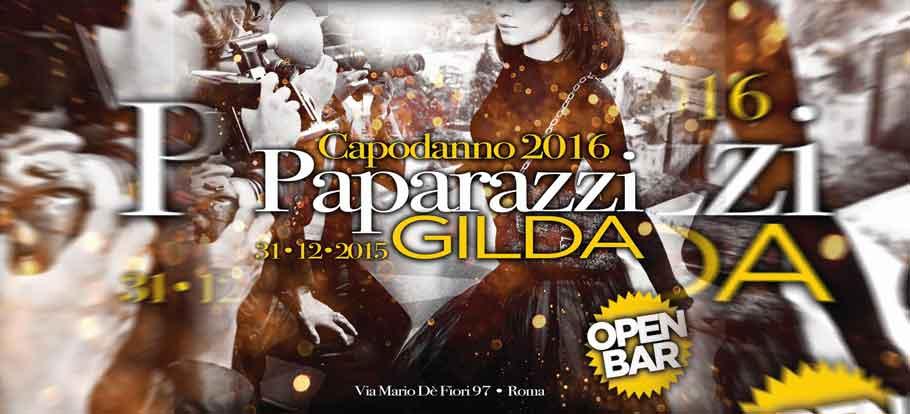Capodanno Roma 2016 Gilda 1