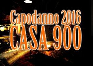 Capodanno Roma 2016 Casa 900
