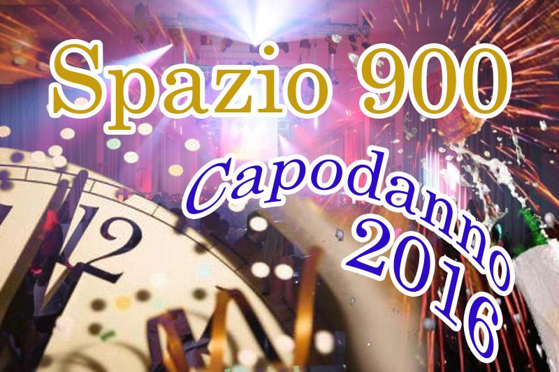Capodanno Roma Spazio 900