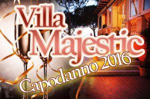 Villa Majestic Capodanno Roma 2016
