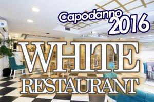 Capodanno 2016 Roma White Restaurant