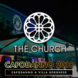 capodanno the church roma
