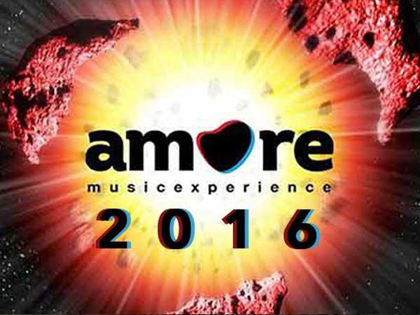 Capodanno Roma 2016 Amore Music Festival