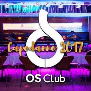 os club capodanno 2017