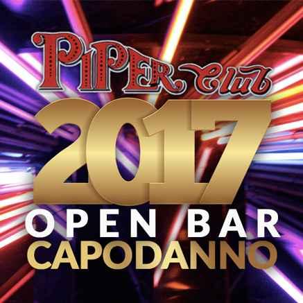 piper club capodanno 2017