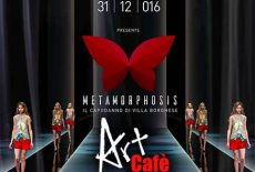 Art Cafe capodanno roma 2017