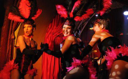 Burlesque Capodanno Teatro Riccardi