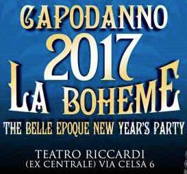 Capodanno Teatro riccardi roma
