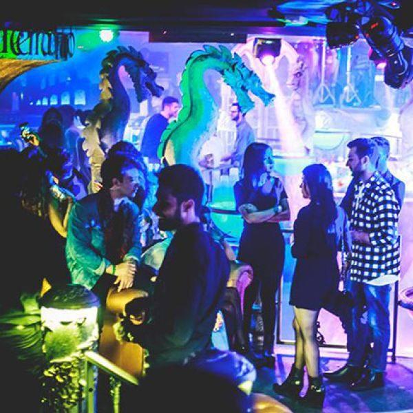 art cafe discoteca ristorante roma