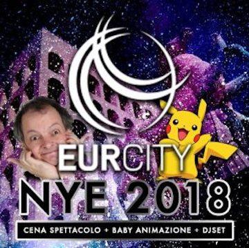 Capodanno Eur City Roma