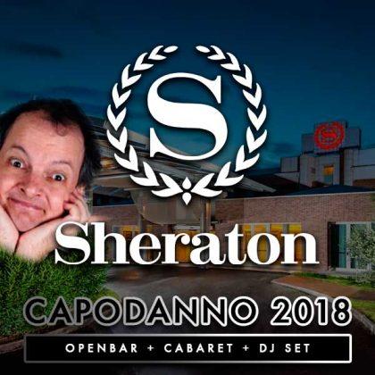 Capodanno Sheraton Roma