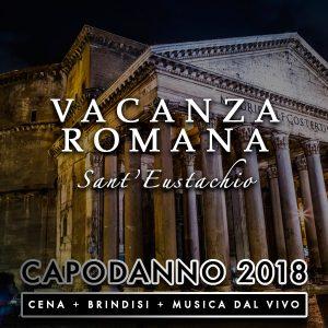 capodanno vacanza romana sant'eustachio