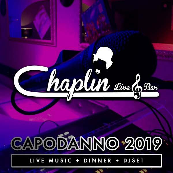 Capodanno Chaplin Live Bar
