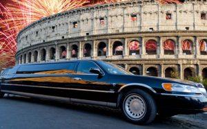 affitto limousine capodanno