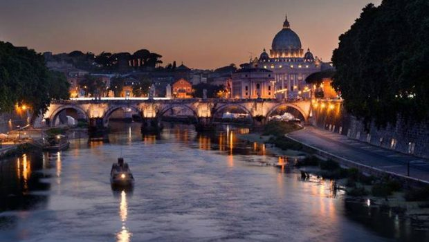 battello capodanno roma