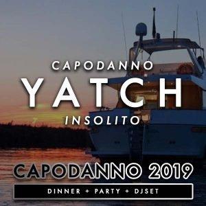 capodanno 2019 Yacht Roma