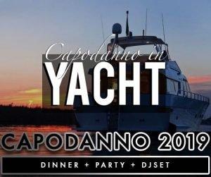 capodanno yacht roma