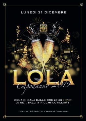 Capodanno Lola