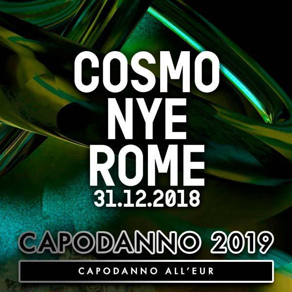 capodanno cosmo nye 2019