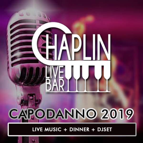 Chaplin Live Bar