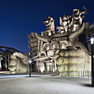 Cinecitta world capodanno roma 2019