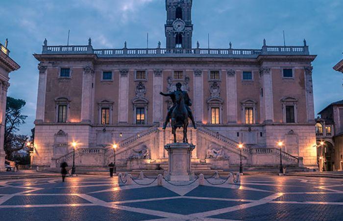 piazza campidoglio roma