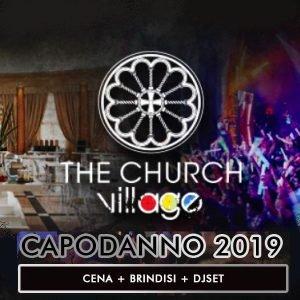 the church village capodanno roma