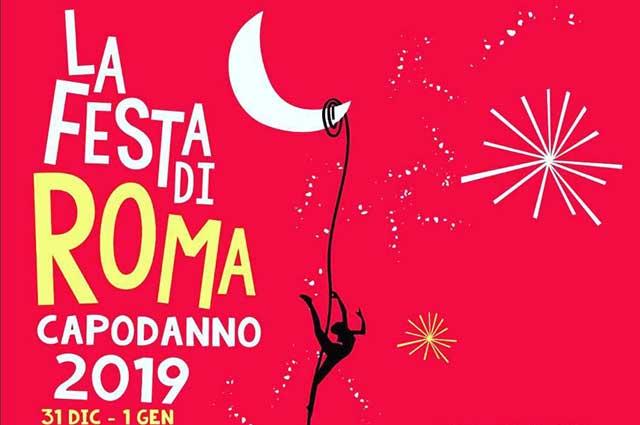 festa capodanno roma in piazza