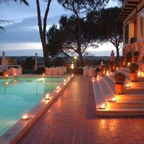 villa majestic roma