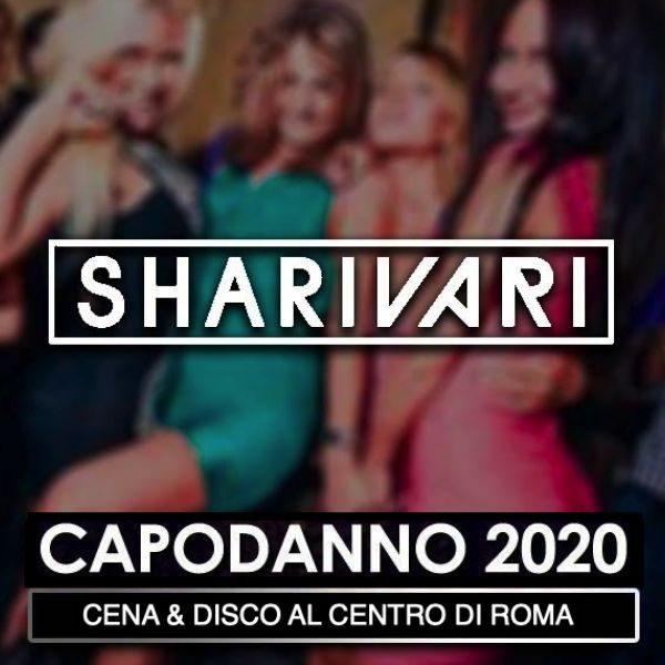 Capodanno Shari Vari Roma Centro