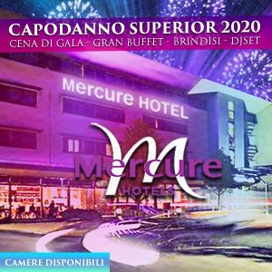 Capodanno Mercure Roma West