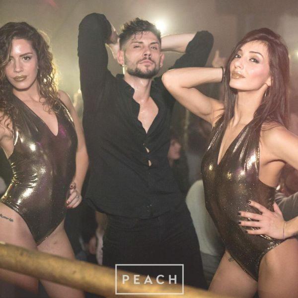 Capodanno Peach Club Roma