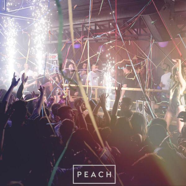 Capodanno Peach