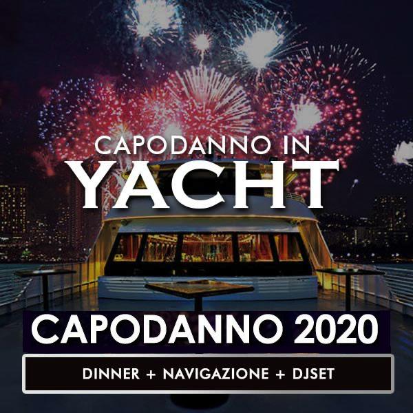 capodanno roma 2020 yacht tevere