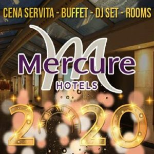 capodanno hotel mercure roma west
