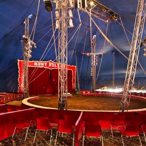capodanno rony roller circus circo
