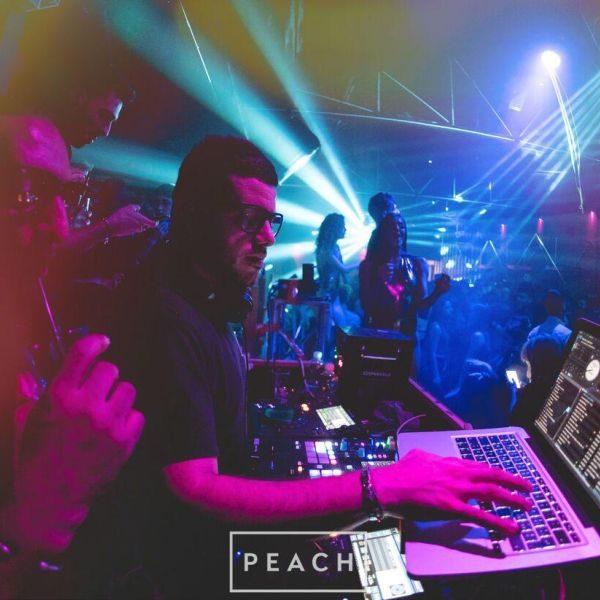 peach club roma