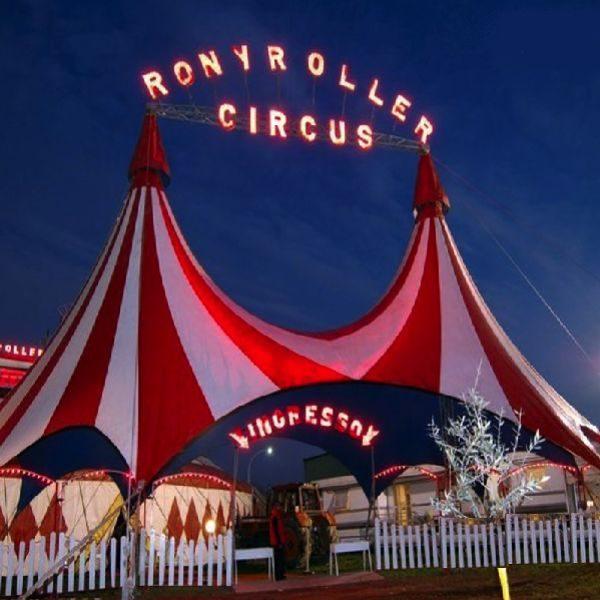 rony roller circus capodanno