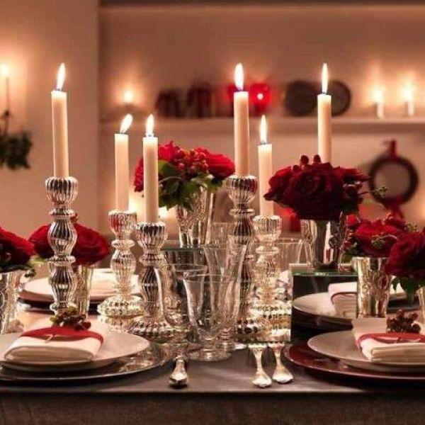tavola per capodanno